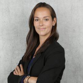 Léa Perron, avocate en droit criminel