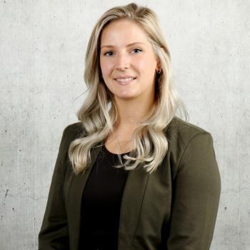 Me Sarah Frenette, avocate en droit criminel